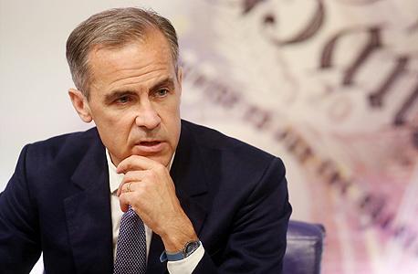 מארק קרני, נגיד הבנק המרכזי של בריטניה