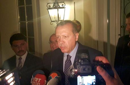 ארדואן נשיא טורקיה ניסיון הפיכה, צילום: רויטרס