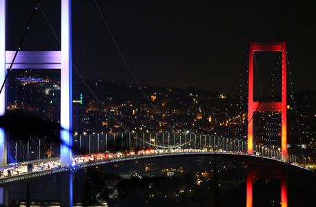 גשרי הבוספורוס, צילום: אי פי איי