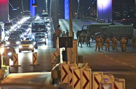 נסיון ההפיכה בטורקיה, צילום: רויטרס