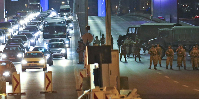 שדה התעופה אטאטורק באיסטנבול חזר לפעולה
