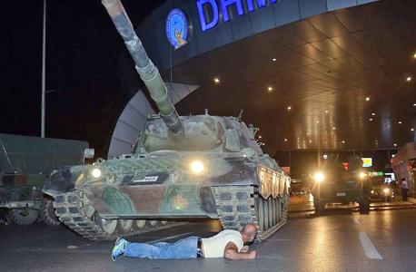 ניסיון ההפיכה בטורקיה. הכל מושפע