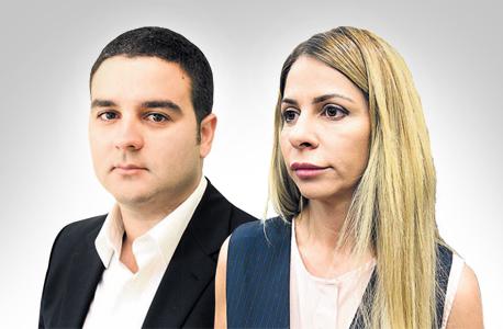 ענבל אור ו אורן קובי, צילום: מורג ביטן, אוראל כהן