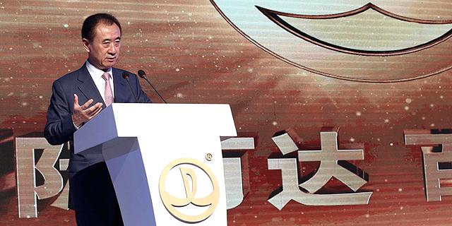 מכירות קבוצת וונדה הסינית ירדו זו השנה השלישית ברציפות