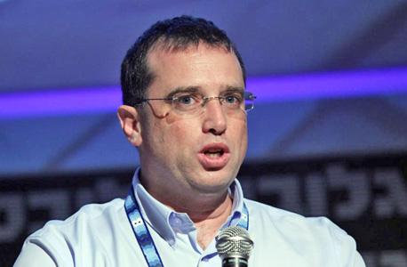 """רן גוראון מנכ""""ל yes החדש, צילום: עמית שעל"""