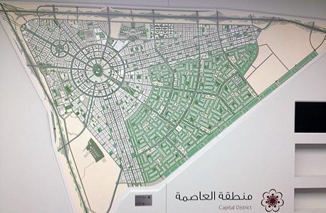 אבו דאבי. החזון לעיר הבירה לשנת 2030 שם דגש על קיימות והנגשה