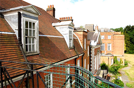 "לונדון נדל""ן ברקזיט אורן פרוינד, צילום: ינאי אלפסי"