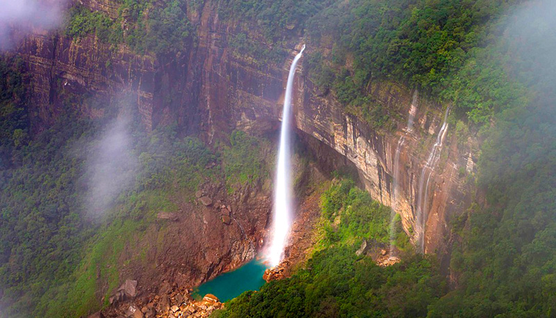 מגלאיה, הודו, צילום: גטי אימג