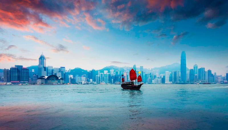 הונג קונג, צילום: גטי אימג