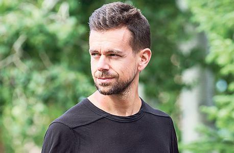 "מנכ""ל ומייסד טוויטר ג'ק דורסי"