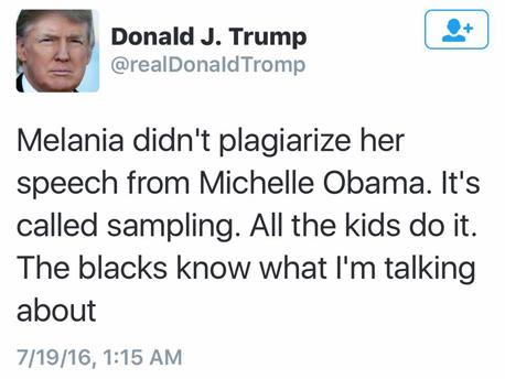 דונלד טראמפ, צילום: facebook