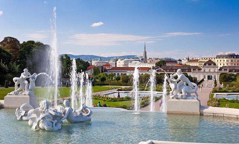 2. וינה, אוסטריה