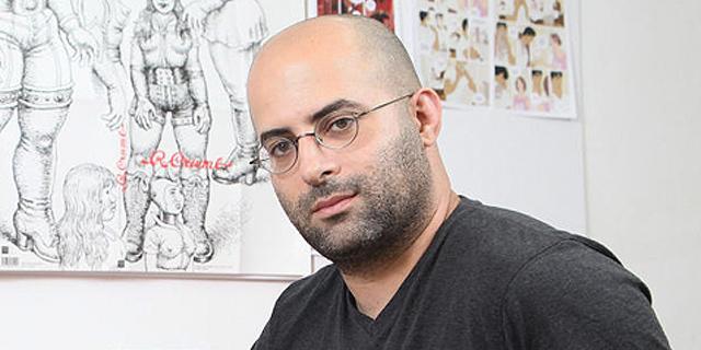 המאייר אסף חנוכה הוא הזוכה בפרס דוש לקריקטורה ל-2019