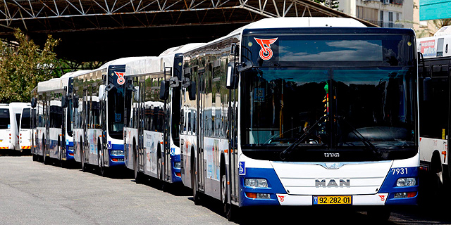 """בכיר במשרד התחבורה: """"אני לא סומך על האוטובוסים - ולא משתמש בהם"""""""