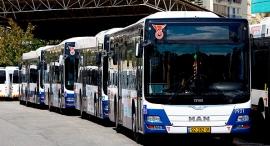 Buses in Tel Aviv. Photo: Nimrod Glickman