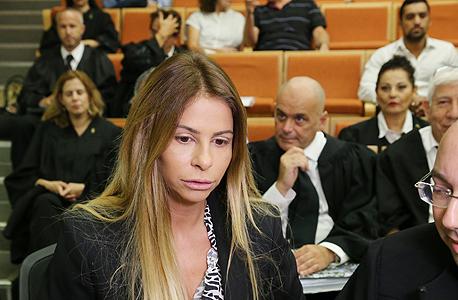 ענבל אור 25.7.16 בבית משפט, צילום: צביקה טישלר