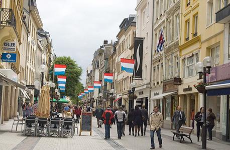 לוקסמבורג במקום ה-7 במדד, צילום: hellomagazine