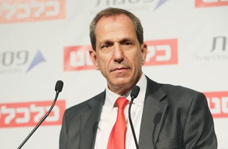 """פרופ׳ שמואל האוזר, יו״ר רשות  ני""""ע, בכנס פסגת ת""""א 100"""