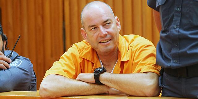 איתן אלדר, השבוע בבית המשפט, צילום: אלכס קולומויסקי