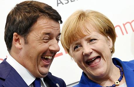 הקשר הגרמני מאחורי המשבר האיטלקי