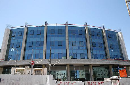מגדל הנשרים ה בניין ה חדש של תאגיד השידור ב ירושלים, צילום: אוהד צויגנברג