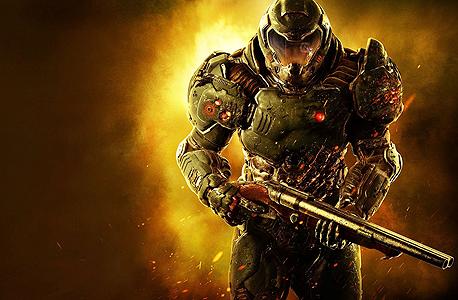 Doom החדש. דורש כרטיס מסך מתקדם