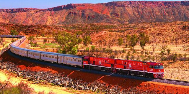 עולים על הפסים: הטיולים השווים ביותר ברכבת