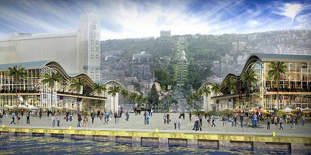 חיפה: אושרה התוכנית שתהפוך את נמל חיפה לאזור תיירות