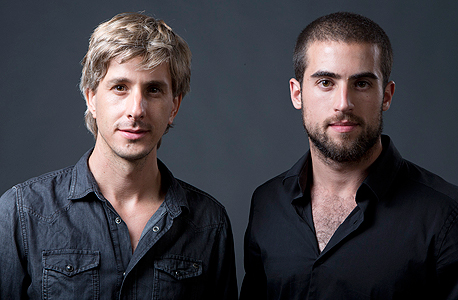 Spot.IM co-founders Nadav Shoval and Ishay Green
