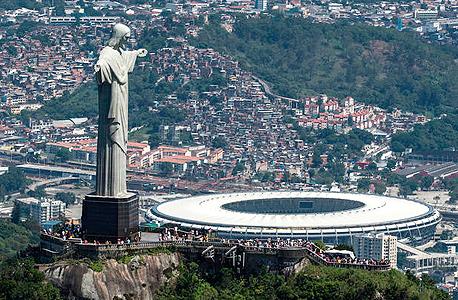 ריו דה ז'נירו אולימפיאדה ברזיל 2016 , צילום: גטי אימג'ס