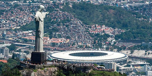 המשחקים האולימפיים בריו, צילום: גטי אימג