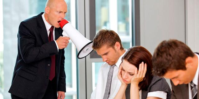 למה העובדים נעלבים?