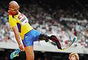 ספורטאי פראלימפי. 10 מדינות יתקשו להביא את הנבחרת שלהן לריו, צילום: איי אף פי