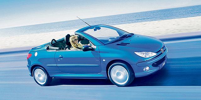 מכונית עם גג נפתח? הישראלים לא מתלהבים
