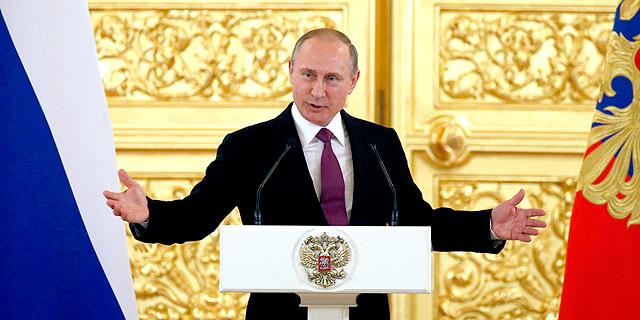 אחרי שש שנים ומיליון עוקבים: חשבון הטוויטר של פוטין באנגלית התגלה כמזויף