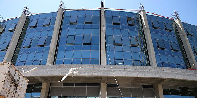 הבניין של תאגיד השידור בירושלים, צילום: אוהד צויגנברג