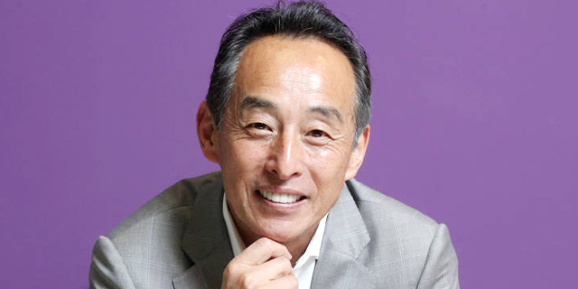 Samsung President and Chief Strategy Officer Young Sohn. Photo: Amit Sha