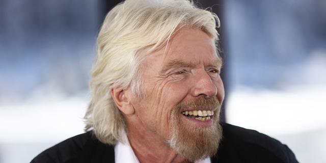המיליארדר ריצ'ארד ברנסון: הדיסלקסיה שלי תרמה להצלחה של וירג'ין