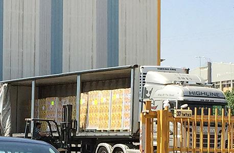 יוניליוור תלמה קרונפלקס זיהום מפעל ערד 1, צילום: שמואל קפלן