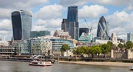 הסיטי של לונדון , צילום: Diego Delso