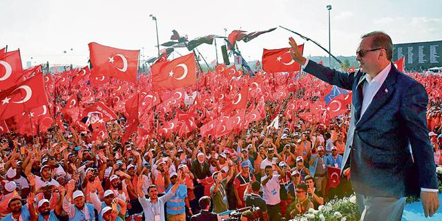 """משאל העם בטורקיה: באופוזיציה מאיימים לפנות לביהמ""""ש האירופי לזכויות אדם"""