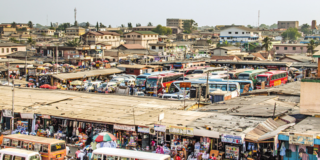גאנה, צילום: שאטרסטוק