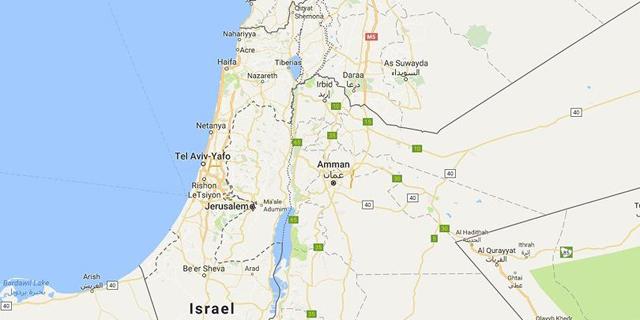גוגל תחת התקפה: מואשמת שמחקה את פלסטין מהמפות שלה