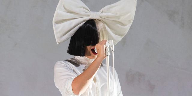 הזמרת סיה, צילום: גיל נחושתן