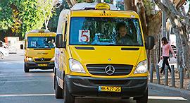 מונית שירות מוניות, צילום: דנה קופל