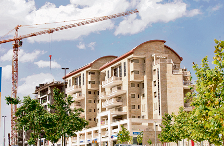 בנייה בירושלים