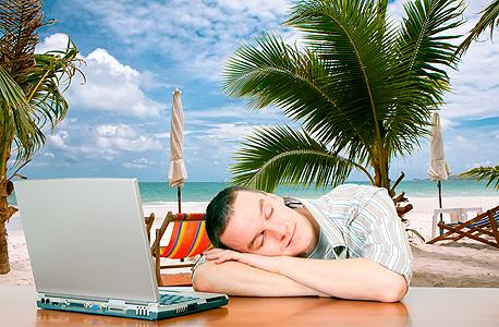 על מנת שהחופשה תהיה אפקטיבית היא צריכה להיות מעט ארוכה יותר מסוף שבוע ארוך