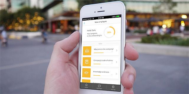 Connecteam משיקה מחולל אפליקציות מובייל לארגונים