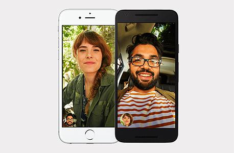 גוגל אפליקציה דואו duo, צילום: Google