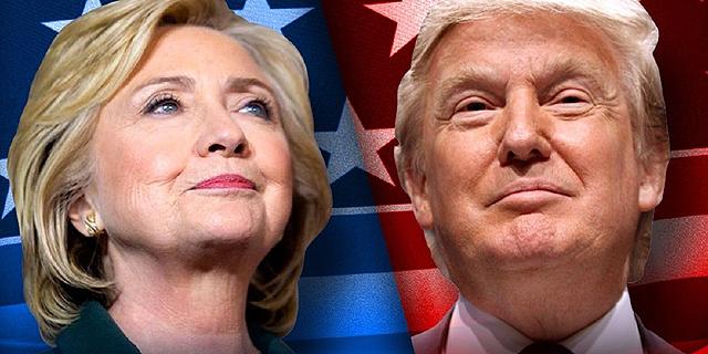 """הנבואה המדהימה של וול סטריט על המנצח בבחירות לנשיאות ארה""""ב"""
